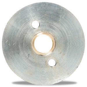 "Sheave —135-103 | 6"" Dia. Sheave Blocks 6000 lb. capacity 5/8"" maximum cable size | Tuf-Tug Products"
