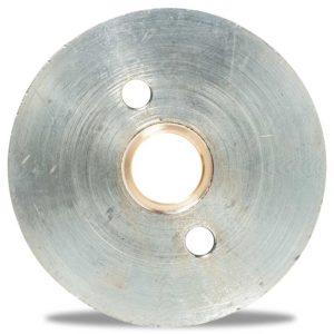 "Sheave —111-123 | 4"" Dia. Sheave Blocks 3000 lb. capacity 3/8"" maximum cable size | Tuf-Tug Products"