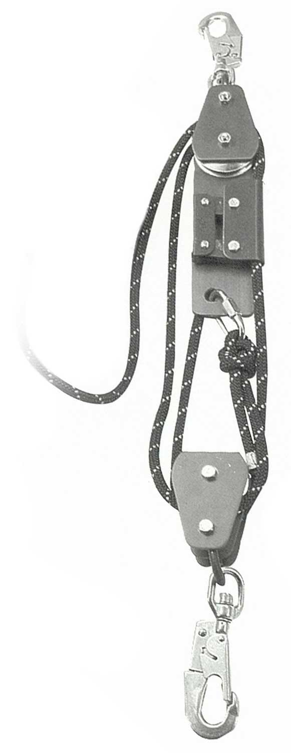 RESCUE RETRIEVAL ROPE BLOCK | TTR/RRB-600 | Tuff-Tug Products