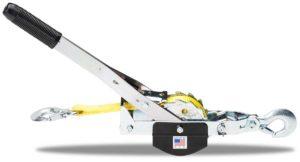 TUF-TUG HOIST PULLER   Web-Strap Hoist Puller   Medium Frame Pullers   TT4000-4W      Tuf-Tug Products