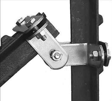FENCE INSTALLATION ACCESSORIES | Cross bar Reinforcement Attachment Options | Tuf-Tug Products