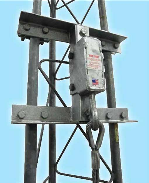 LIGHTWEIGHT TOWER SAFE CLIMB SYSTEM | TUF-TUG Products
