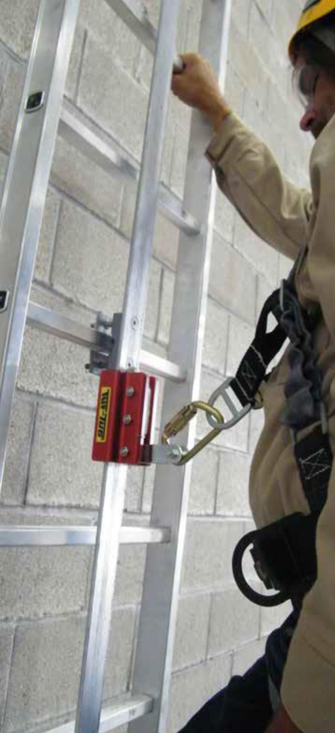 Wire Grab Fall Arrestor Model TT WG 500 | Tuf-Tug Products