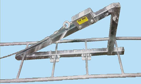 Ladder Mount System Model TTCSCS | Tuf-Tug Products