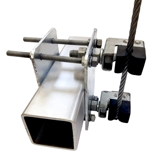 Obstruction Avoidance Components T-Boom/Arm Stand-Off Assembly | TUF-TUG Products