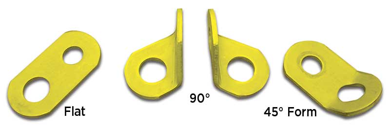 Fall Protection | Model # 115-270 HEAVY DUTY STEP BOLT ANCHOR BRACKET | Tuf-Tug Products